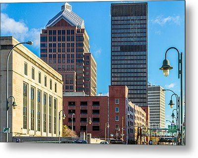 Rochester Ny Metal Print by William Norton