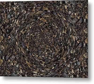 Rock N Roll Metal Print by Tim Allen