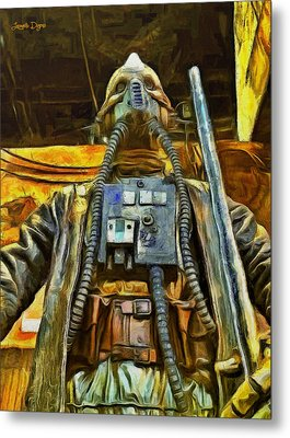 Rogue One Edrio Tubes - Da Metal Print by Leonardo Digenio
