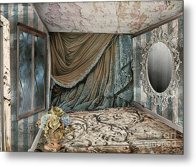 Room Of Dreaming Metal Print by Mindy Sommers