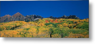Ruby Range Color Of Fall Metal Print by Dusty Demerson