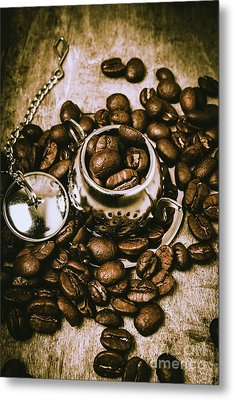 Rustic Teapot Art Metal Print by Jorgo Photography - Wall Art Gallery