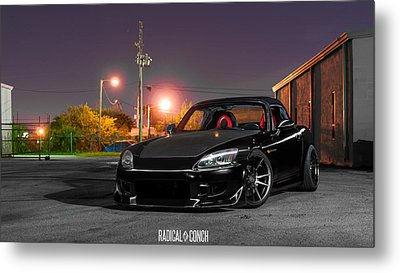 S2000 On Rohanas Metal Print by Robert Anderson
