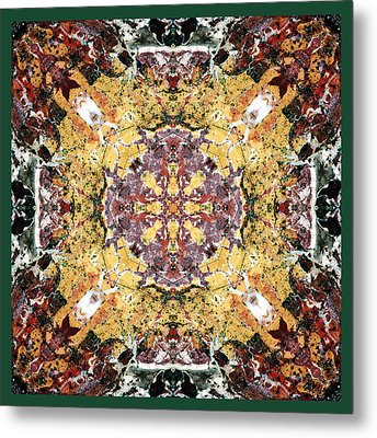 Sacred Space Metal Print by Bell And Todd