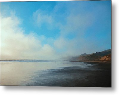 Safe Passage Metal Print by Lonnie Christopher