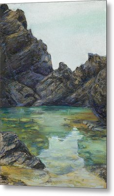Saint Croix Metal Print by Billie Colson
