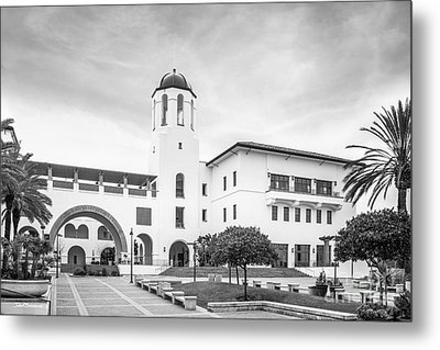 San Diego State University Campus Center Metal Print by University Icons