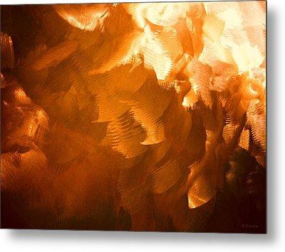Sandstorm Metal Print by Barbara Drake