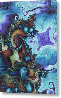 Sea Jewels Metal Print by David April