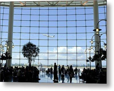 Seatac Airport K088 Metal Print by Yoshiki Nakamura