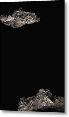 Sedona Two Metal Print by Peter Cutler
