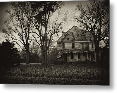 Seen Better Days Metal Print by Off The Beaten Path Photography - Andrew Alexander