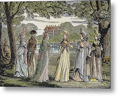Sense & Sensibility, 1811 Metal Print by Granger