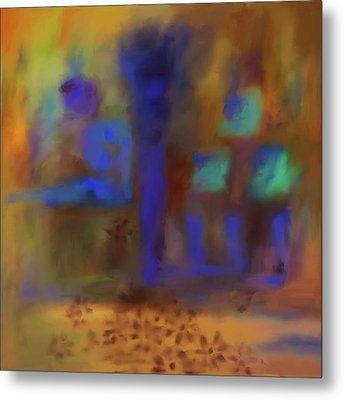 Shaaf 510 2 Metal Print by Mawra Tahreem