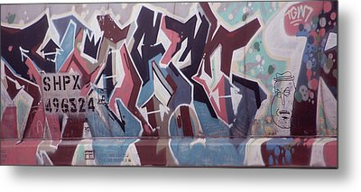 Shpx Metal Print by Jame Hayes