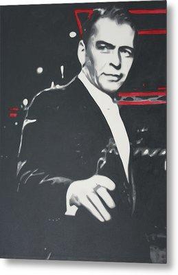 Sinatra 2013 Metal Print by Luis Ludzska