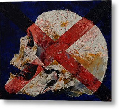 Inquisition Metal Print by Michael Creese