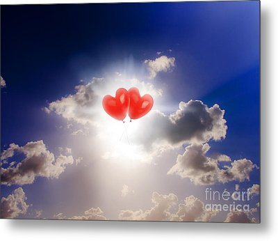 Sky Bound Romance Metal Print by Jorgo Photography - Wall Art Gallery