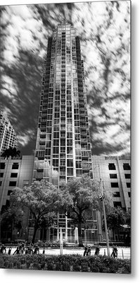 Sky Point Metal Print by Marvin Spates