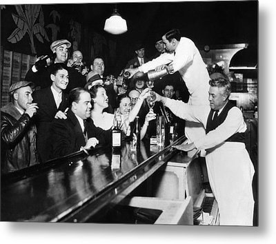 Sloppy Joes Bar, In Downtown Chicago Metal Print by Everett
