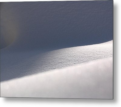 Snow Dreams Metal Print by Juergen Roth