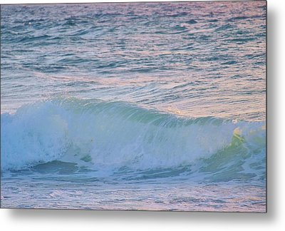 Soft Oceans Breeze  Metal Print by E Luiza Picciano