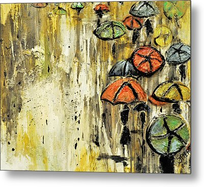 Sold Under The Weather Metal Print by Amanda  Sanford