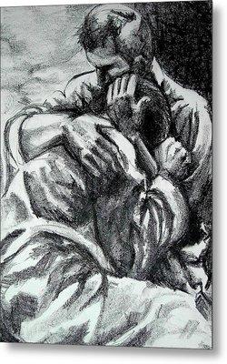 Soldier  Metal Print by Dannielle  Murphy