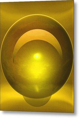 Solstice Metal Print by John Krakora