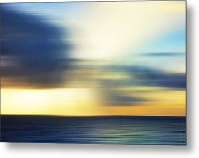 Song Of The Sea Metal Print by Ann Powell