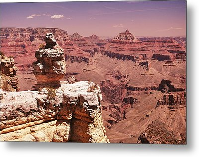 South Rim, Grand Canyon Metal Print by Noelle Smith
