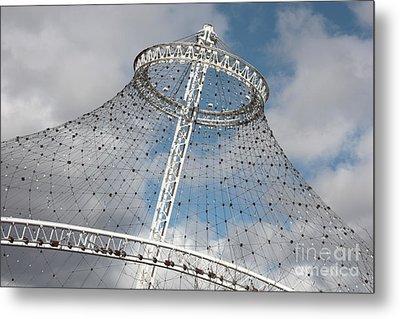 Spokane Pavilion Metal Print by Carol Groenen
