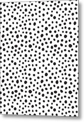 Spots Metal Print by Rachel Follett