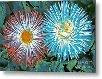 Spring Colors Metal Print by Kathleen Struckle