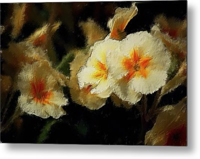 Spring Floral Metal Print by David Lane