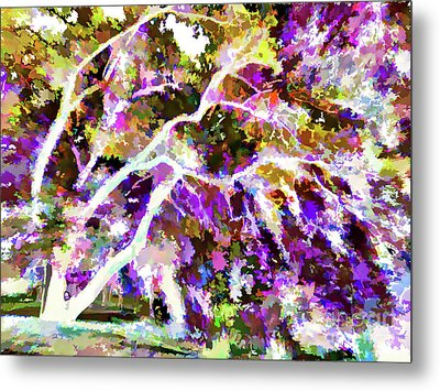 Spring In The Mountains Metal Print by Lanjee Chee