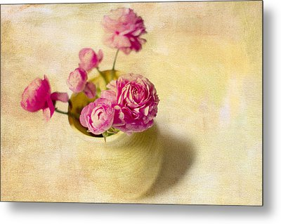 Spring Please Metal Print by Rebecca Cozart