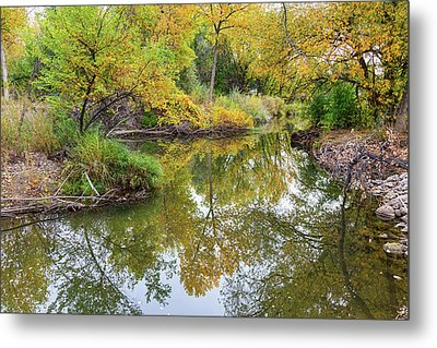 St Vrain Tranquility Metal Print by James BO Insogna