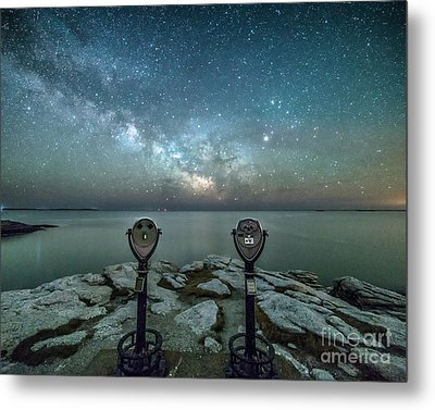 Stargazers Metal Print by Benjamin Williamson