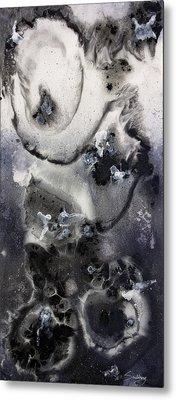 Stellar Metal Print by Heather Saulsbury
