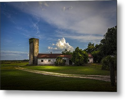 Strawberry County Metal Print by Marvin Spates