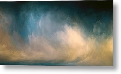 Sublime Seascape Metal Print by Lonnie Christopher
