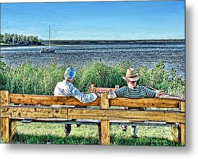 Summer Memories Metal Print by Patricia L Davidson