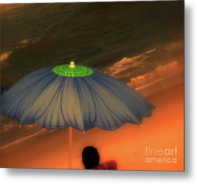 Summer-time Metal Print by Susanne Van Hulst