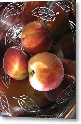 Summertime Fruit Metal Print by Lindie Racz