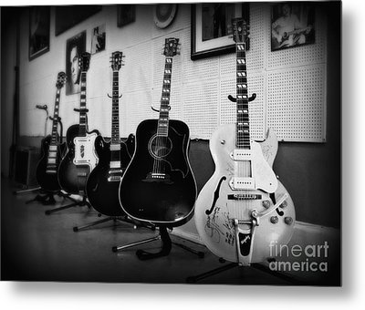 Sun Studio Classics 2 Metal Print by Perry Webster