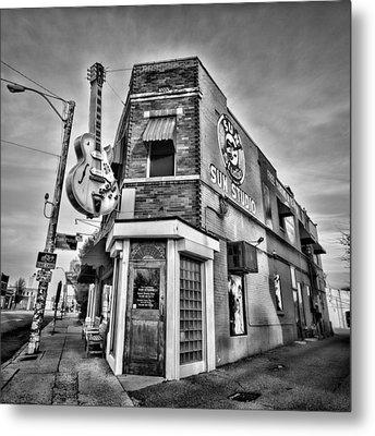 Sun Studio - Memphis #2 Metal Print by Stephen Stookey