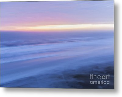 Sunrise Atlantic 2 Metal Print by Elena Elisseeva