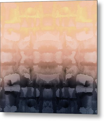 Sunrise Metal Print by Elisabeth Fredriksson