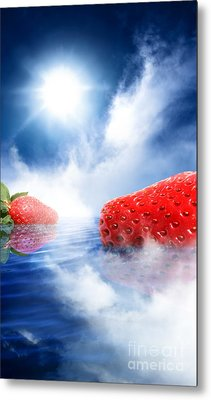 Sweet Escape Metal Print by Jorgo Photography - Wall Art Gallery